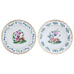 KPM Soup Plates, Friedrich Wilhelm IV, Berlin, circa 1840-1860