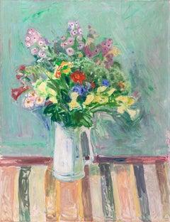 'Spring Flowers in a Milk Jug', Copenhagen Academy of Fine, Charlottenborg