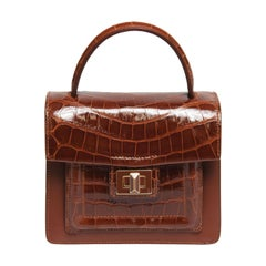 Krenoir Kandie Bag in Cognac