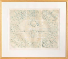 Abstract Etching by Krishna Reddy