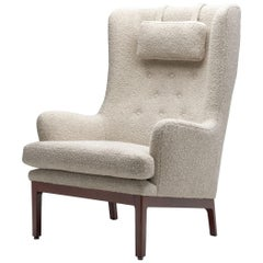 """""""Krister"""" Armchair by Arne Norell for AB Arne Norell Aneby, Sweden, 1960s"""
