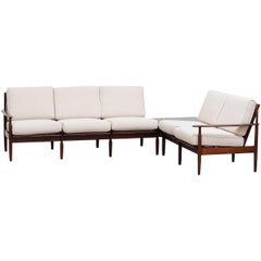 Kristian Vedel Style Sectional Sofa Suite