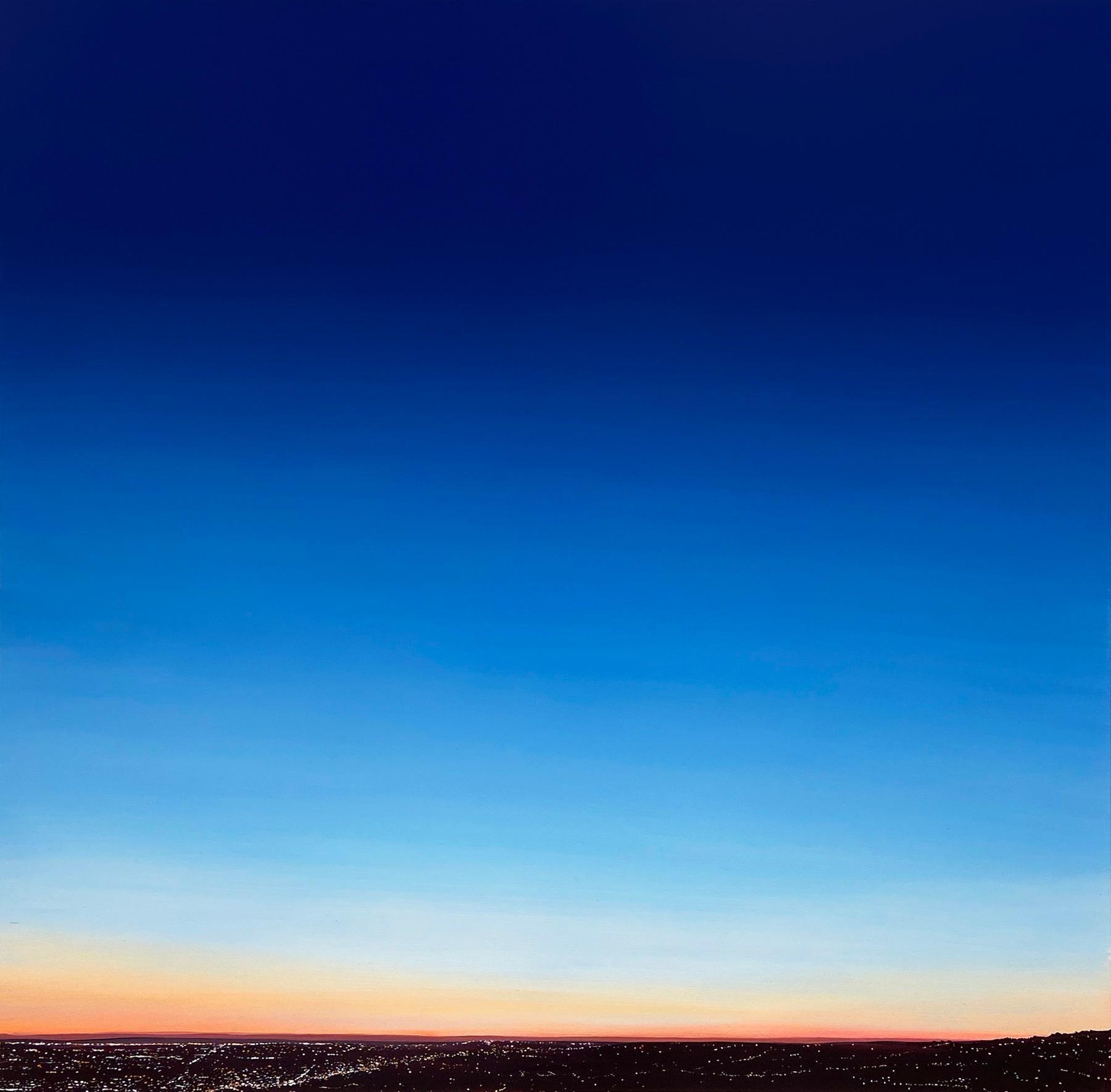 Blue Velvet Sunrise (LA)