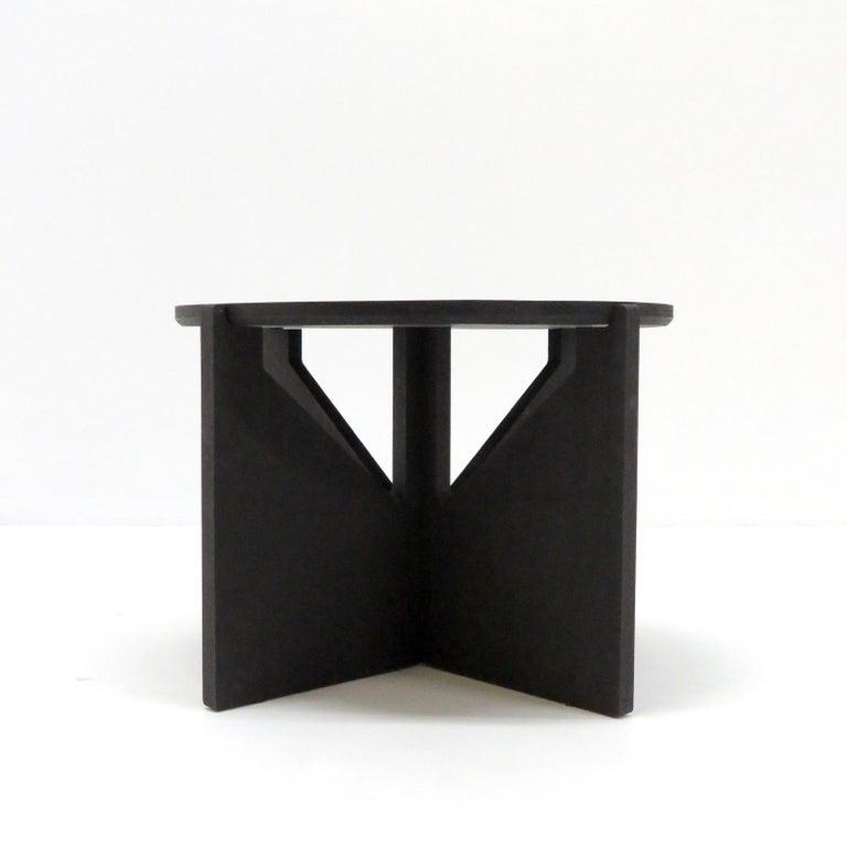 Danish Kristina Dam Side Tables For Sale