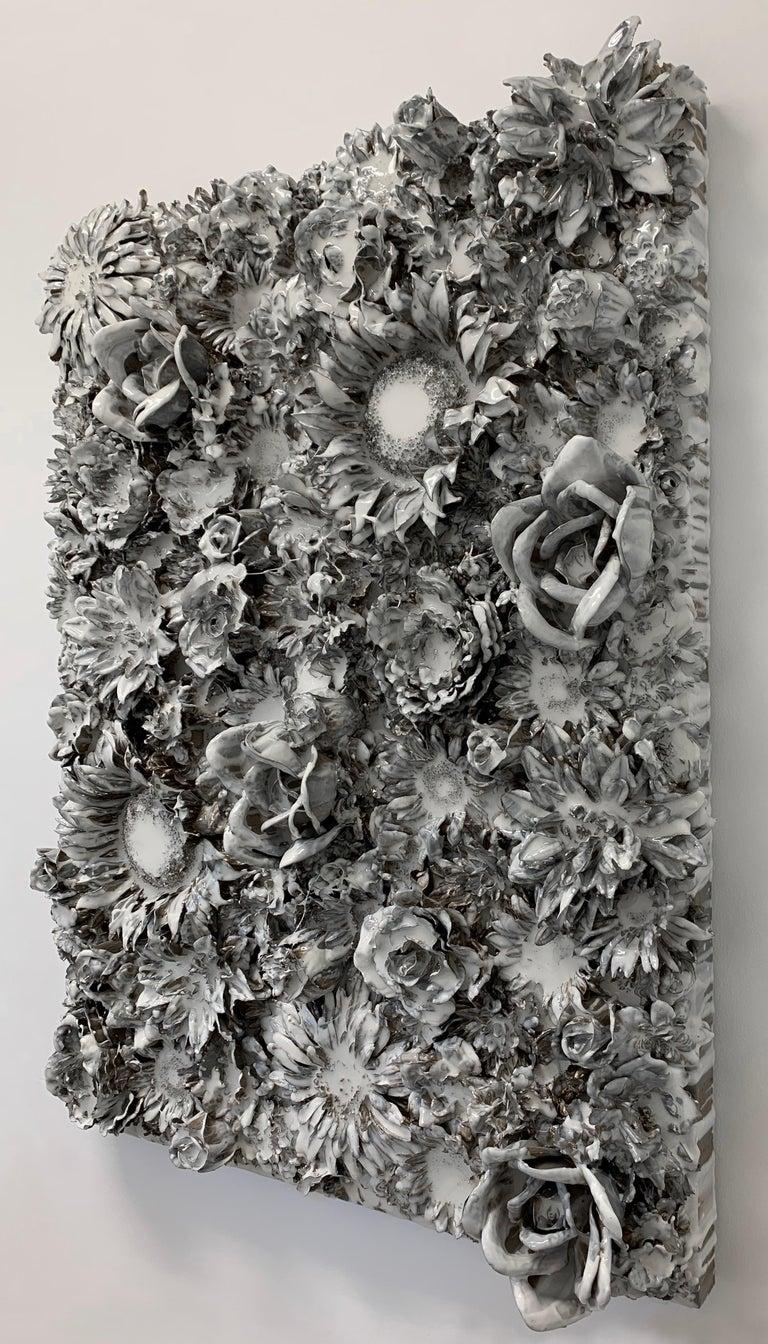 Pop Garden - Abstract Mixed Media Art by Kristina Grace