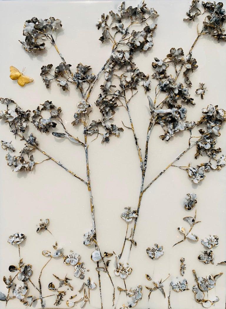 Kristina Grace Still-Life Sculpture - In Between