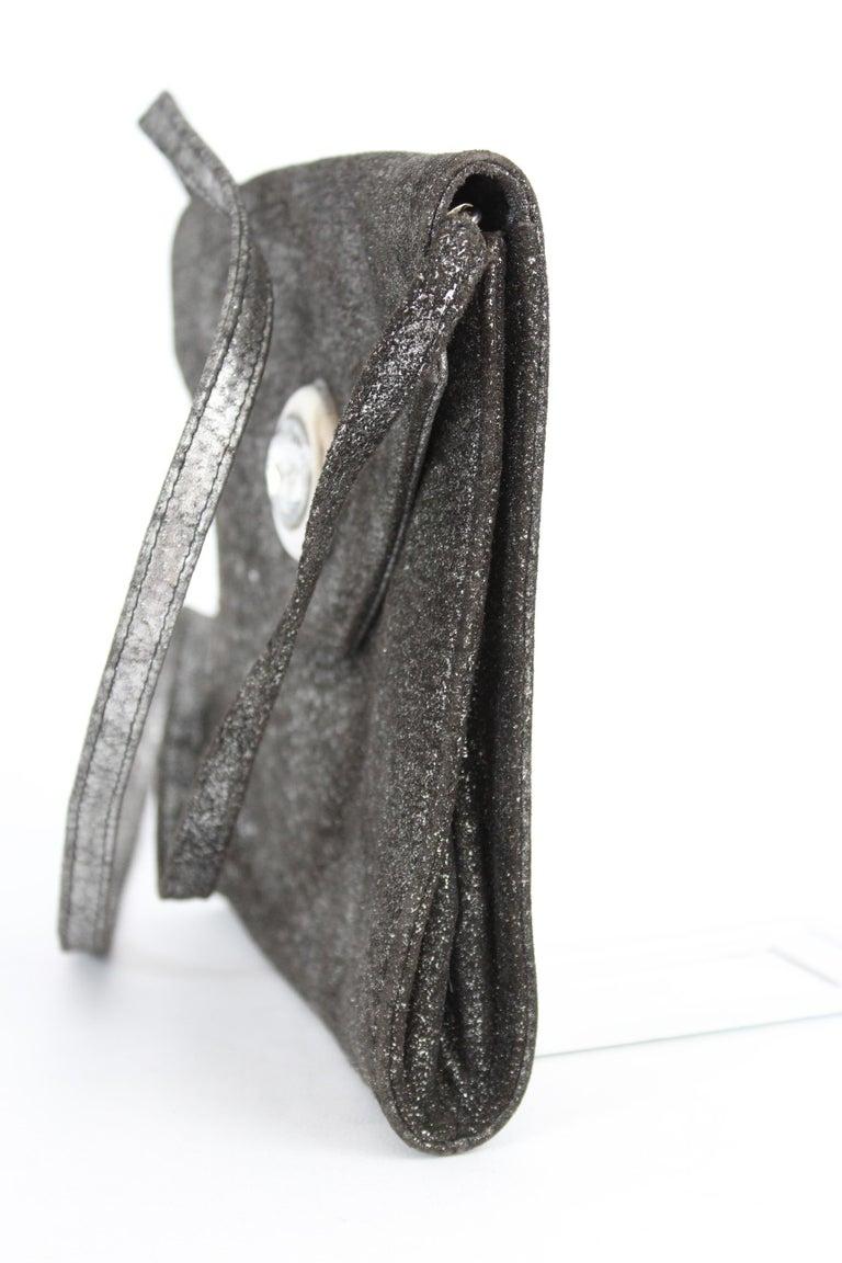 Krizia leather coin purse wallet