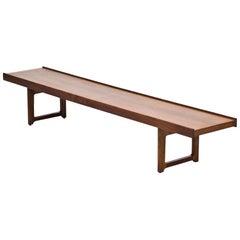 """""""Krobo"""" Bench by Torbjørn Afdal"""
