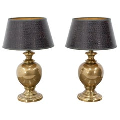 Kuhlmann Table Lamps Germany, 1970s