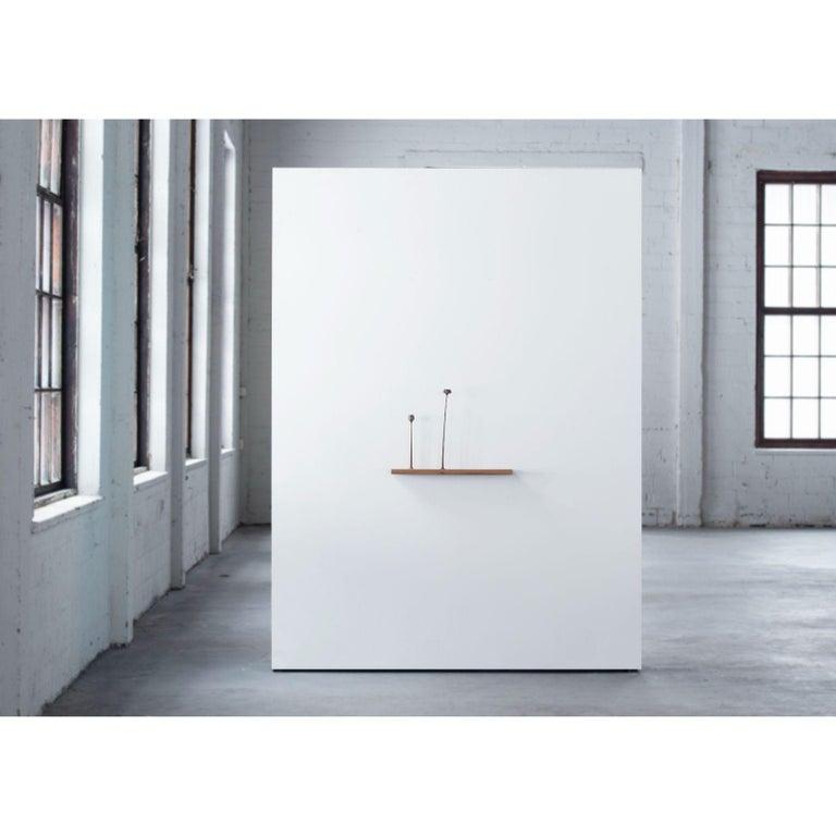 Kukkii Sculpture, 2 Flowers, Light by Antrei Hartikainen In New Condition For Sale In Geneve, CH