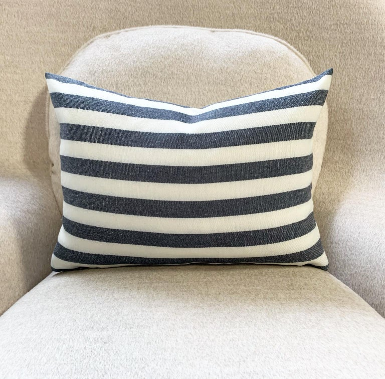 Contemporary Kule x Forsyth Collection Pillow For Sale