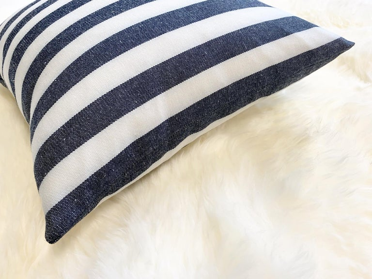 Wool Kule x Forsyth Collection Pillow  For Sale