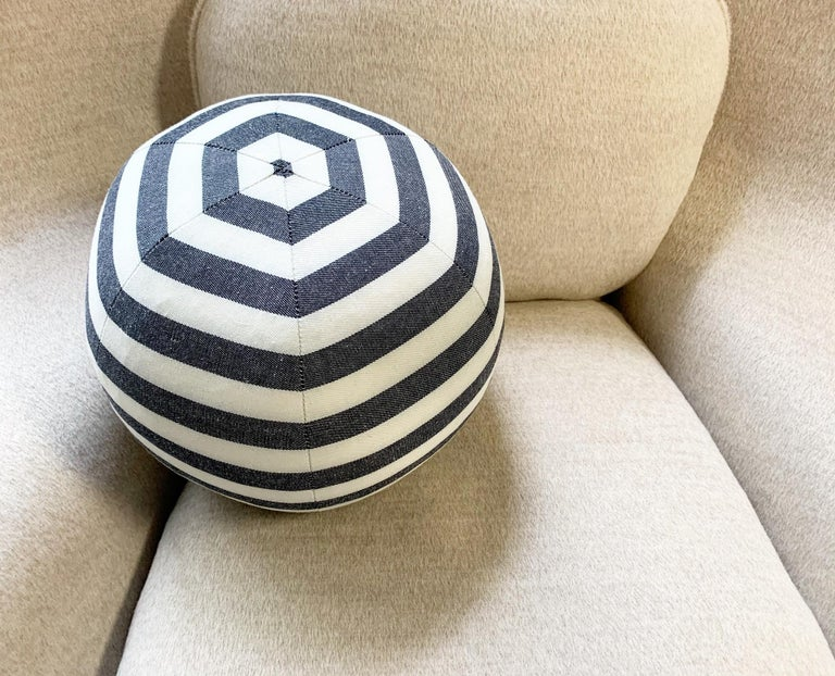 KULE x Forsyth Collection Ball Pillow In New Condition For Sale In SAINT LOUIS, MO