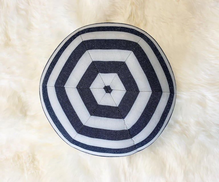 Contemporary KULE x Forsyth Collection Ball Pillow For Sale
