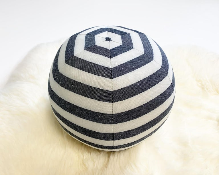 Wool KULE x Forsyth Collection Ball Pillow For Sale