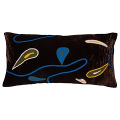 Kulikovo II, Hand Embroidered Cushion by Jupe by Jackie