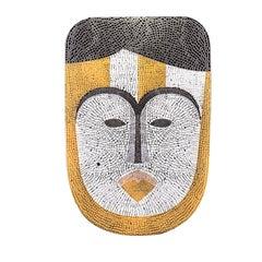 Kumi Tilla in Wonderland Mask