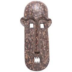 Kumu Painted Nsembu Mask