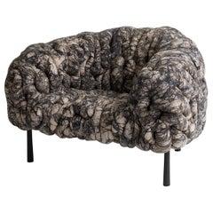 Kuramura Blue, Lounge Chair by Ayala Serfaty, Israel, 2020