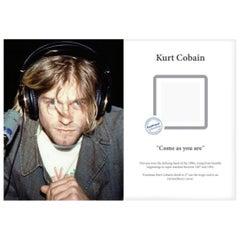 Kurt Cobain Authentic Strand of Hair