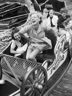 Fair Fun (1938) - Silver Gelatin Fibre Print