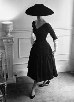 New Look Fashion (1955) - Silver Gelatin Fibre Print