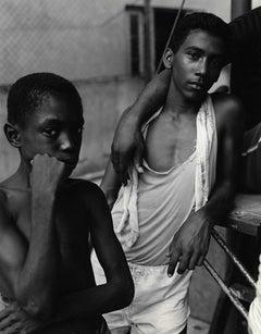 Boxers, Havana, Cuba
