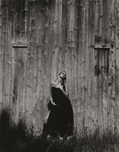 Kurt Markus, Michelle Buswell, Flair Magazine, Flathead Valley, Montana, 2004