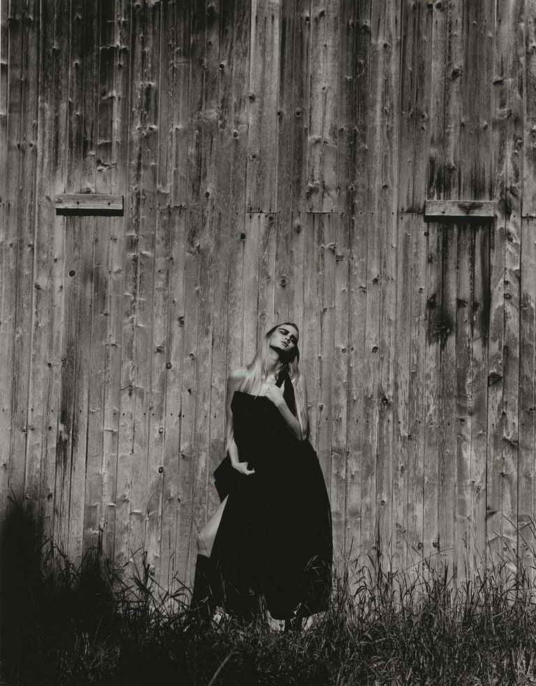 Kurt Markus, Michelle Buswell, Flair Magazine, Flathead Valley, Montana, 2004 - Photograph by Kurt Markus