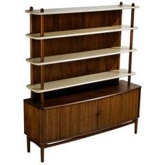 Kurt Olsen for A. Andersen & Bohm Bookcase in Walnut