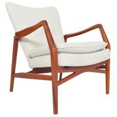 Kurt Olsen Teak Lounge Chair