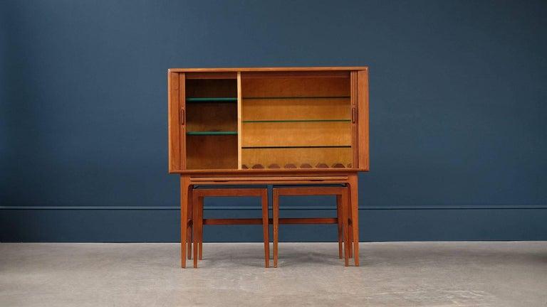 Scandinavian Modern Kurt Ostervig Cabinet For Sale