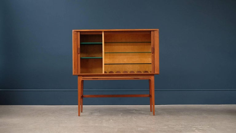 Kurt Ostervig Cabinet In Good Condition For Sale In London, GB