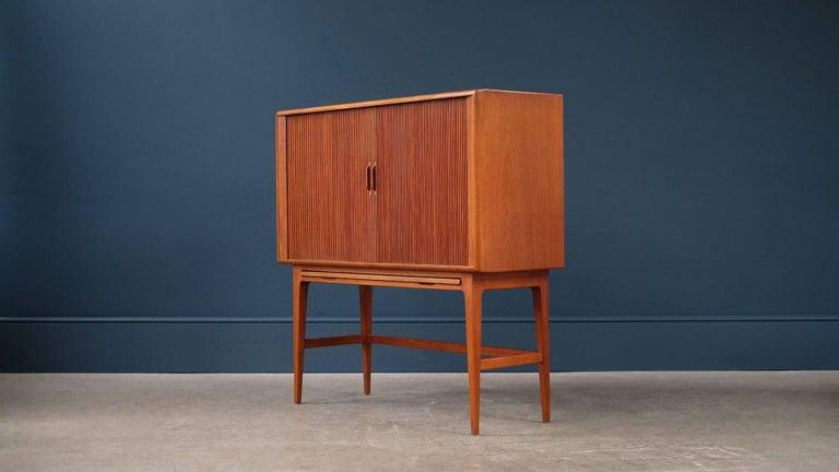 Teak Kurt Ostervig Cabinet For Sale