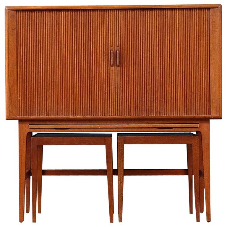 Kurt Ostervig Cabinet For Sale
