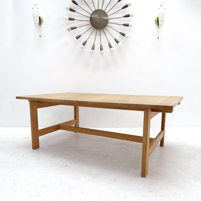 Scandinavian Modern Kurt Ostervig Coffee Table, 1965 For Sale