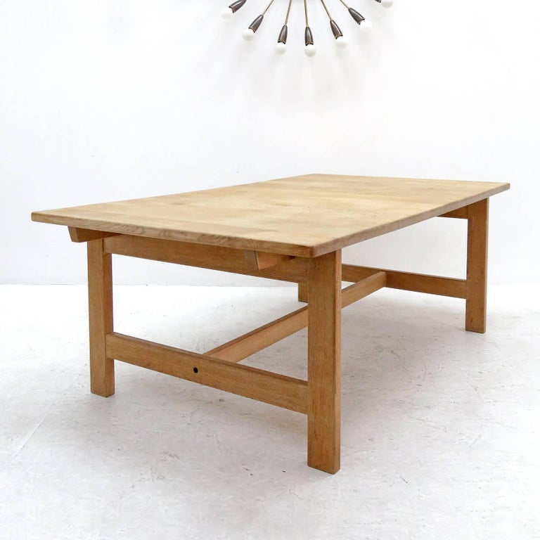 Kurt Ostervig Coffee Table, 1965 In Excellent Condition For Sale In Los Angeles, CA