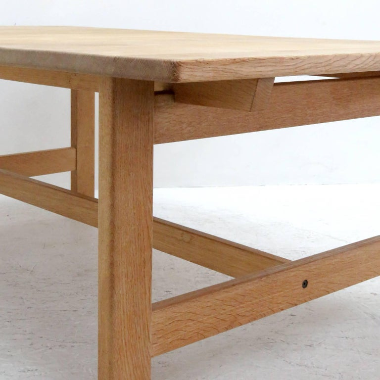 Oak Kurt Ostervig Coffee Table, 1965 For Sale