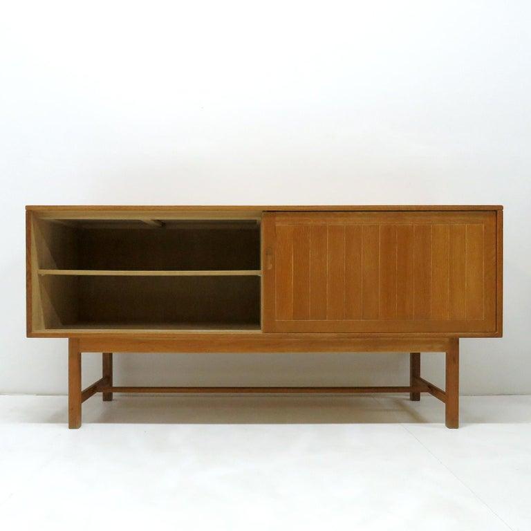 Scandinavian Modern Kurt Ostervig Credenza, 1960 For Sale