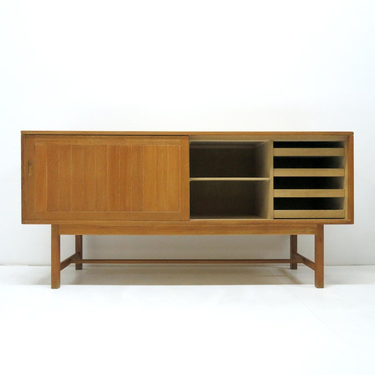 Danish Kurt Ostervig Credenza, 1960 For Sale