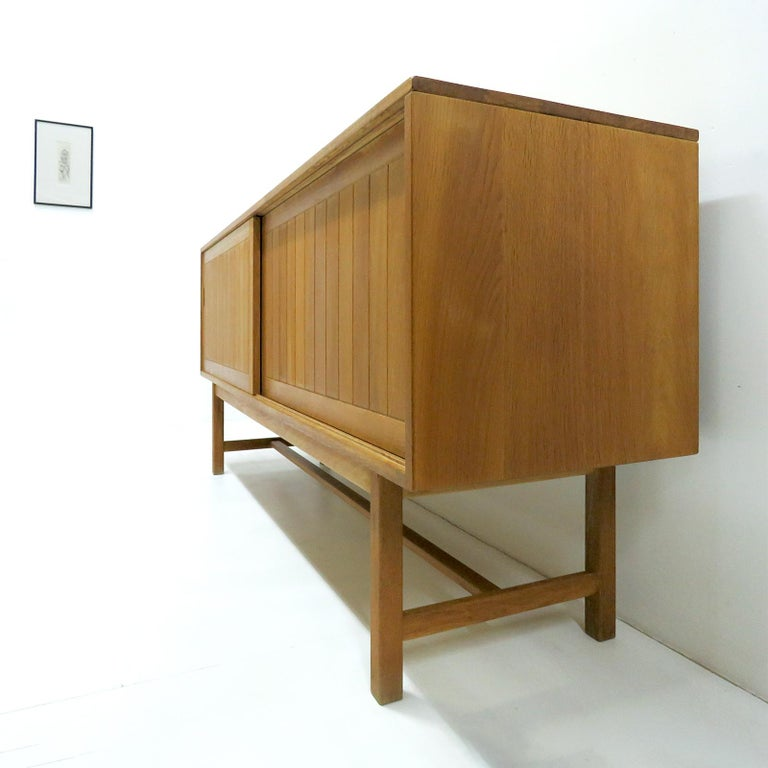 Kurt Ostervig Credenza, 1960 In Good Condition For Sale In Los Angeles, CA