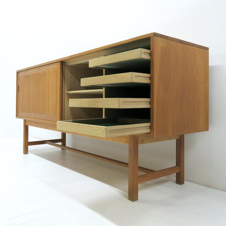 Mid-20th Century Kurt Ostervig Credenza, 1960 For Sale