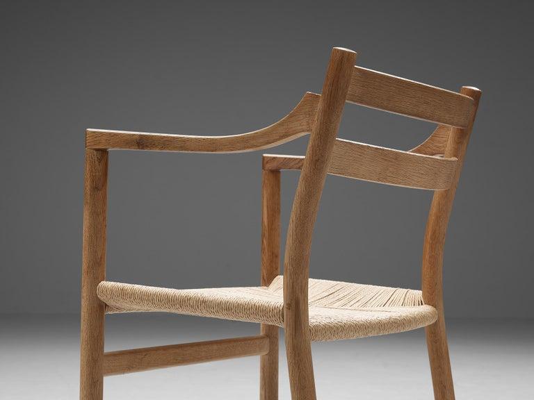 Scandinavian Modern Kurt Ostervig for KP Møbler Set of Four Dining Chairs in Oak