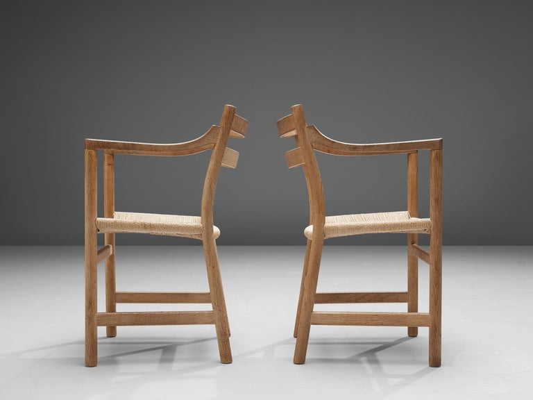 Kurt Ostervig for KP Møbler Set of Four Dining Chairs in Oak 1