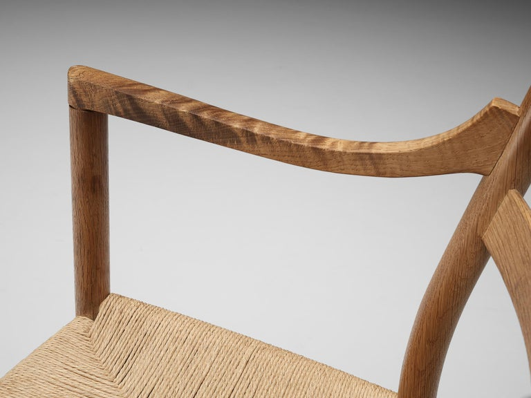 Kurt Ostervig for KP Møbler Set of Four Dining Chairs in Oak 2