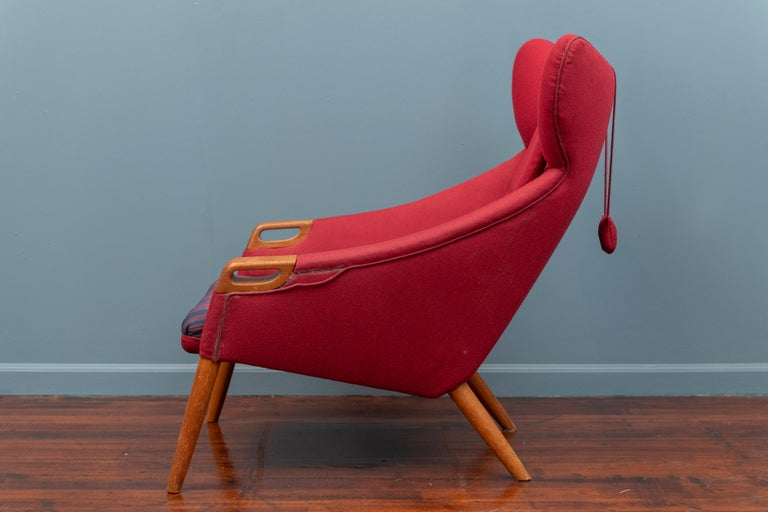 Kurt Ostervig Lounge Chair In Good Condition For Sale In San Francisco, CA
