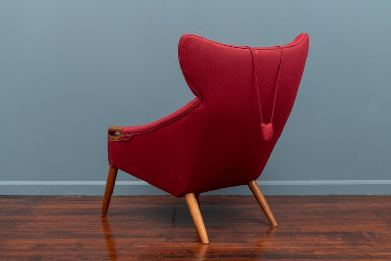 Teak Kurt Ostervig Lounge Chair For Sale