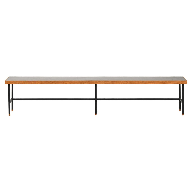 Kurt Østervig Bench / Side Table Produced by Jason Møbler in Denmark