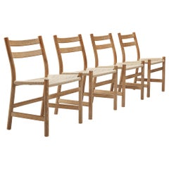 Kurt Østervig for KP Møbler Set of Four Dining Chairs