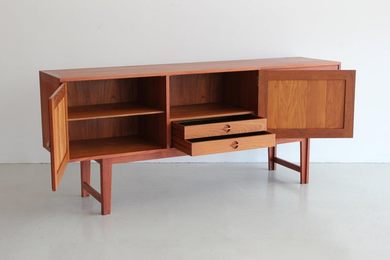 Scandinavian Modern Kurt Østervig Sideboard For Sale